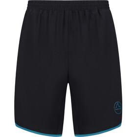 La Sportiva Zen Spodnie krótkie Kobiety, black/topaz